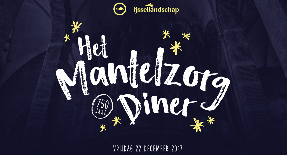 Mantelzorgdiner 2017