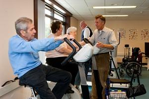 Ortis Geriatrie fysiotherapie