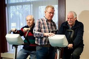 Ortis COPD-oefengroep