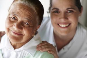 Palliatieve zorg thuis