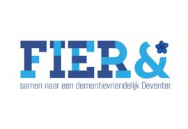 FIER& samen naar een dementievriendelijk Deventer