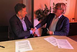 Zorggroep Solis en Stichting Present ondertekenen samenwerkingsovereenkomst